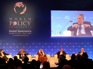 2011 – Vienna I World Policy Conference (IFRI)