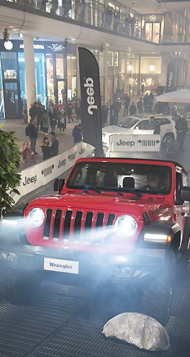 2018 – Berlin I Jeep Adventure Tour