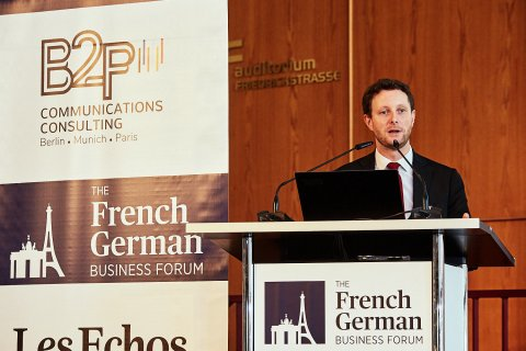 2019 – Berlin I The French German Business Forum