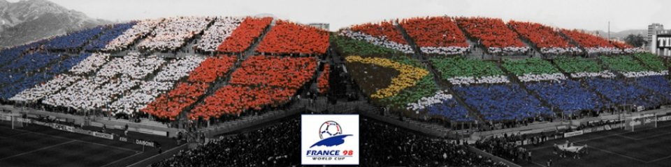 1998 – France I Entertainment World Cup France